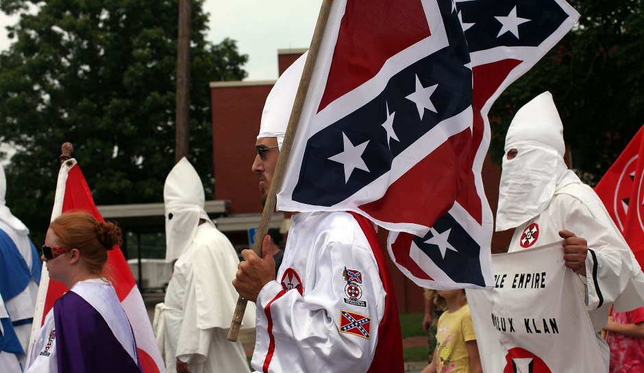 Resultado de imagem para Ku Klux Klan 2017