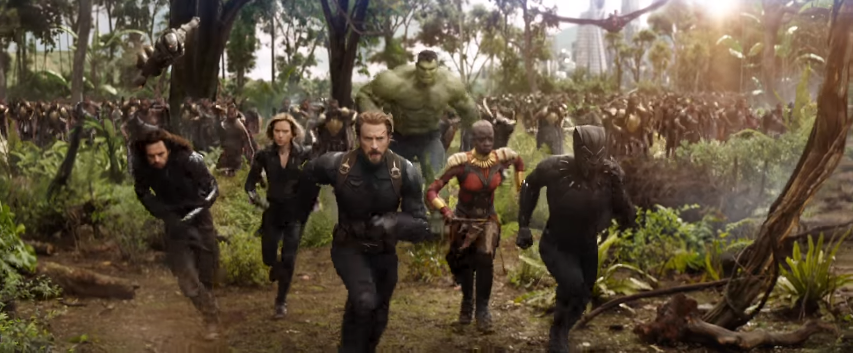 "O trailer do novo ""Avengers"" está aí!"