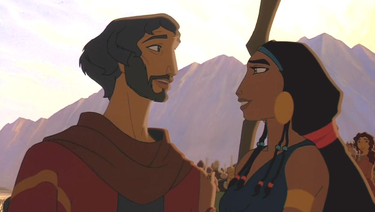 """Semana Santa: Um filme por dia - """"O Príncipe do Egito"""""""