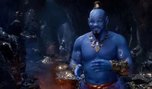 Will Smith em tons de azul - o novo trailer de