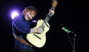 7 factos sobre Ed Sheeran