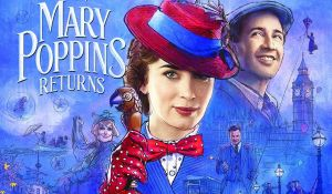 'Mary Poppins Returns' - o filme para este natal!